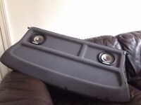 Ford Escort mk4 RS Turbo Parcel Shelf (with Speakers)