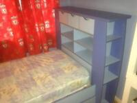 Boys bedroom furniture - perfect condition