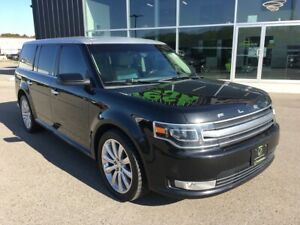 2013 Ford Flex Limited, DVD Player, Remote Start, Heated Seats