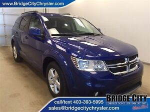 2012 Dodge Journey SXT- Touchscreen, V6, and seating for 7!