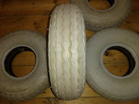 Mobility Scooter Tyres - Used