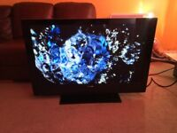 46 inch pioneer kuro full HD tv