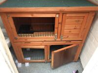 3 ft by 2ft rabbits hutch