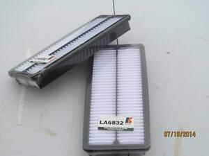 AIR FILTERS FOR HONDA 3.0 LITRE ENGINES  1/2 PRICE 1 left