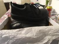 Arco size 9 steel toe boots brand new