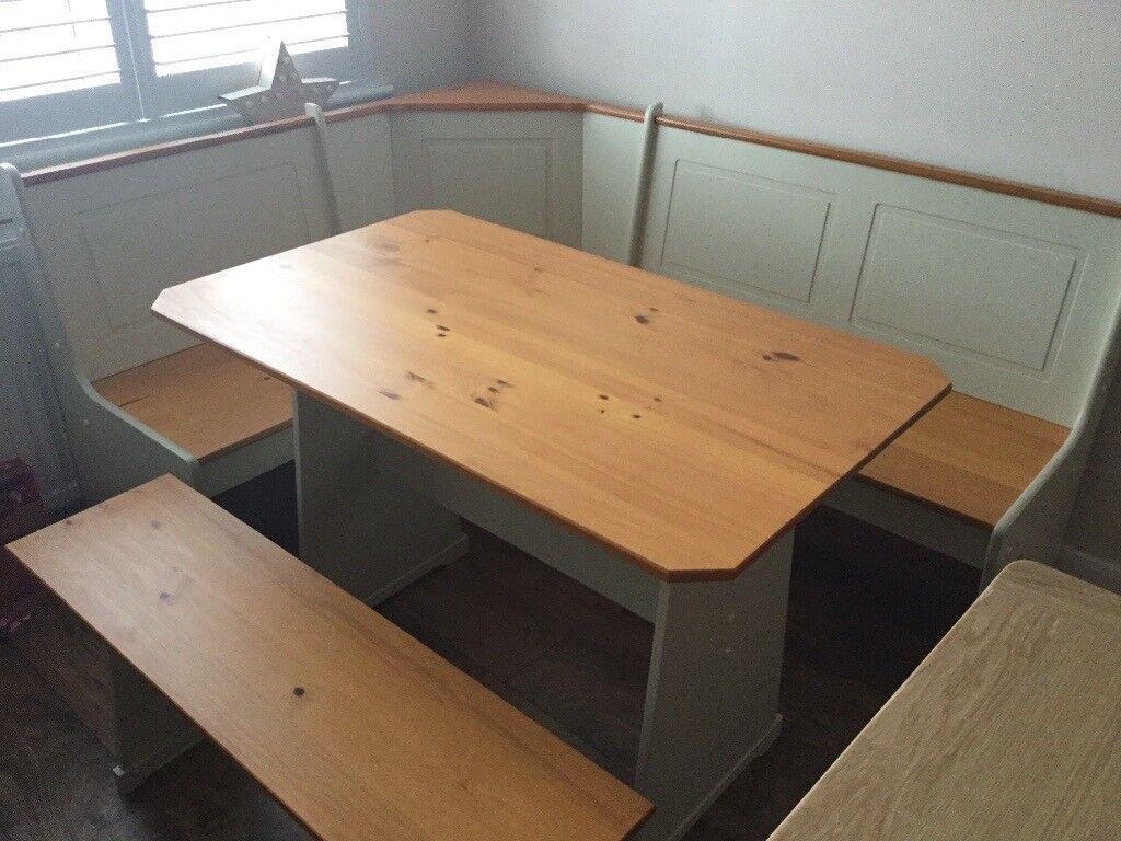 Argos Haversham Corner Dining Set With Bench In Bibriggs Glasgow Gumtree