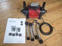 shower pump, Grundfos STC 1.5C, little use