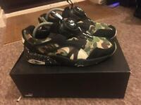 Bape puma trainers for sale uk7.5
