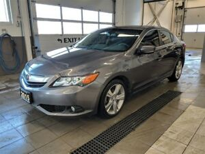 2015 Acura ILX Premium Pkg/Leather/Sunroof/Back up Camera