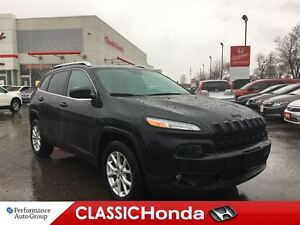 2015 Jeep Cherokee NORTH | REAR CAM | ALLOYS | BLUETOOTH | AWD |