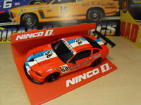 Ninco/Scalextric Ford Mustang Slot Car - Brand New in Box.