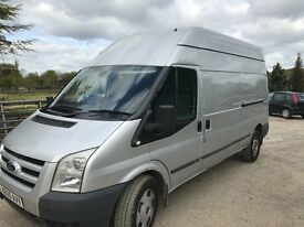 Ford transit 115t350 2011(60) lwb high roof trend