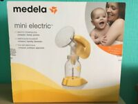New- Medela Mini Electric Breast Pump