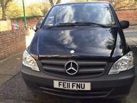 Mercedes-Benz Vito panel van 113 CDI