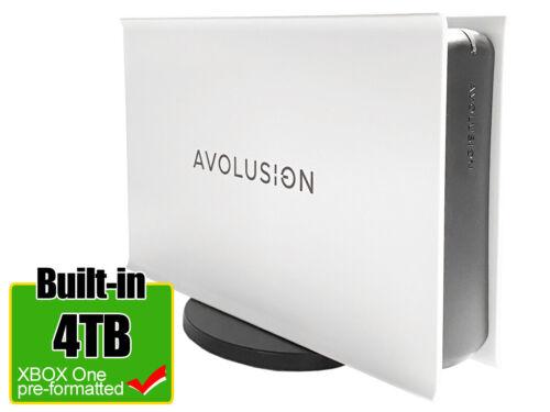 Avolusion PRO-5X Series 4TB USB 3.0 External Gaming Hard Drive XBOX One Orig S&X