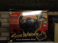 Microsoft Sidewinder Wheel
