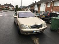 Classic S500 V8 in good condition for sale !!