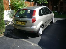 Bargain Look At This ford fiesta finesse one owner from new with only 9329 genuine miles