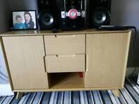 Large sideboard & CD/DVD unit