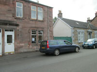 GOOD TENANTS WANTED FOR 2 BEDROOM GROUND FLOOR FLAT TO RENT-TO LET-ALLOA-AVAILABLE NOW-GAS HEATING