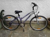 Giant GSR Comfort Mountain Bike for sale, needs a bit of TLC