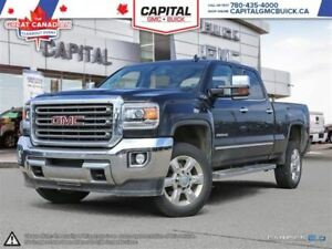 2017 GMC SIERRA 2500HD Crew Cab SLT HEATED STEERING NAV PARK ASS