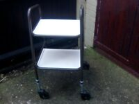 mobility walker/table 2 trays