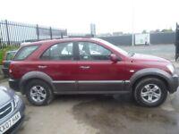 Kia Sorento CRDi XE **Diesel Automatic**, Private Reg,full MOT,runs and drives very well
