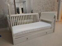 Cot bed from Marks and Spencer