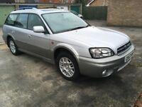 Subaru Legacy Outback 2003 3.0 v6 Petrol 130k 8 months Mot Spares Or Repair !