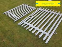 Palisade gates,fencing and posts
