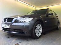 2007 | BMW 320i SE Touring Estate | Auto | Petrol | 1 Year MOT | Full Service History | HPI Clear