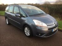 2007 Citroen C4 Grand Picasso VTR+ 2.0 Automatic - Low Mileage