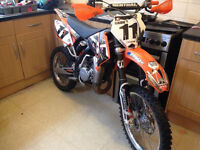 KTM 85sx big wheel