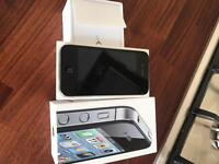 Two black IPhone 4s 16GB for sale - Good condition - £40 each
