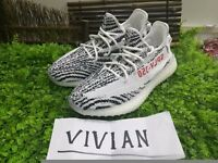 Adidas Yeezy Boost 350 V2 Zebra Real Boost Core z