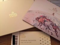 Royal Ascot 2017 Tickets The Windsor Enclosure Friday 23rd June