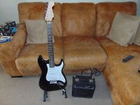 C. Giant Stratocaster