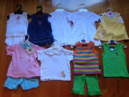 Baby Girls Clothes Some New-Sizes 0000/000/00 Hampton Bayside Area Preview