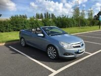 VAUXHALL ASTRA CONVERTIBLE 1.9 CDTI DESIGN TWIN TOP