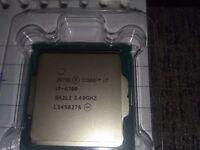Intel Core i7 6700 CPU
