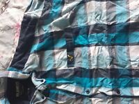 Mens 5xl Voi check shirt
