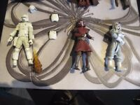Lot of Star Wars Figures £5 Each please see my other ads