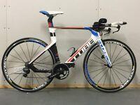 Cube Aerium Super HPC SL Triathlon/Time Trial Bike. Medium