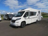 2019 ADRIA COMPACT SL PLUS 3 BERTH MOTORHOME WITH ONLY 3K MILES ANDERSON MOTORHOME SALES