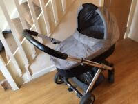 Oyster pushchair 3in 1