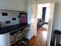 delightful 2 double bedroom flat in balham, with balcony!