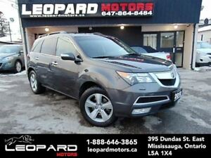 2010 Acura MDX Tech Pkg,Navigation,Camera,Sunroof*Certified*