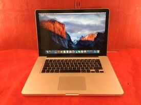 "Apple MacBook Pro A1286 15"" i5 Processor, 4GB Ram, 500GB, 2010 +WARRANTY, NO OFFERS L290"