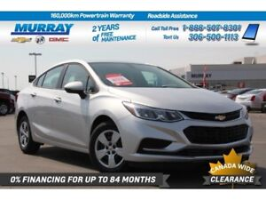 2018 Chevrolet Cruze *CLIMATE CONTROL,REAR VISION CAMERA*